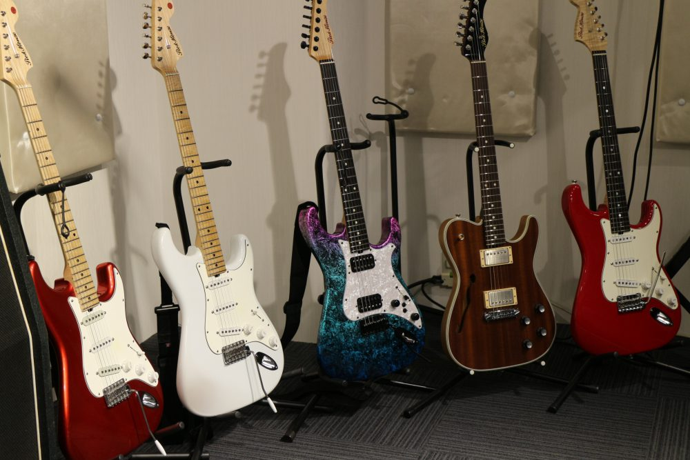 レッドハウス・ギター