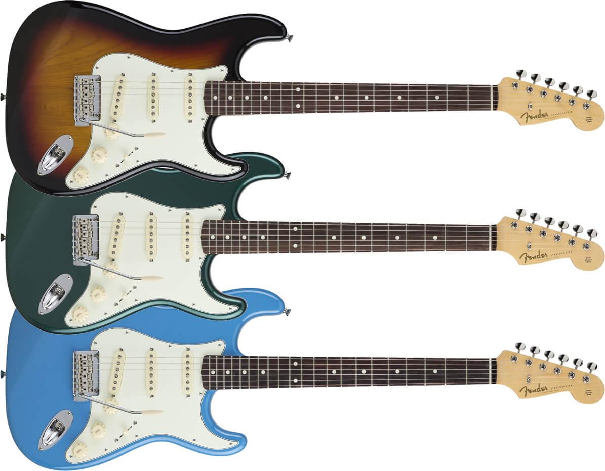 Made in Japan Hybrid Stratocaster