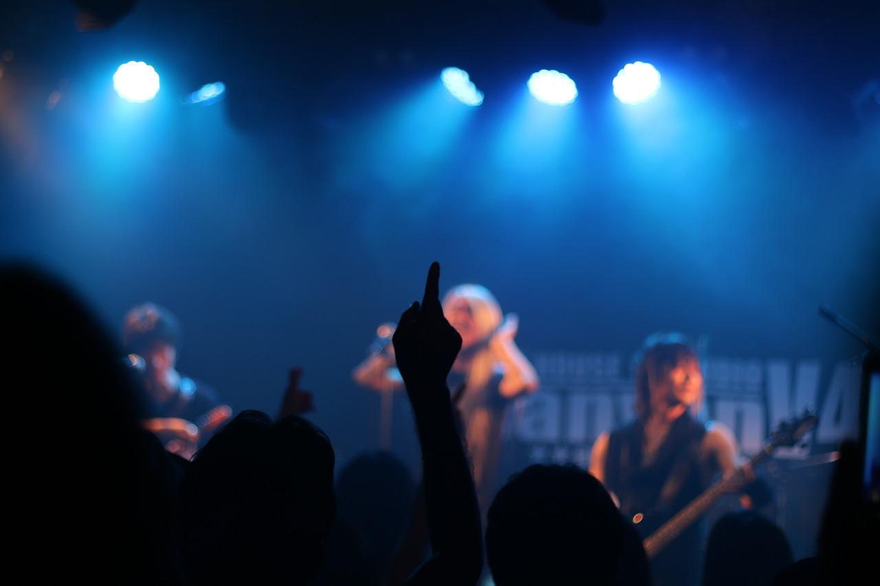 ライブハウスとコロナウィルス