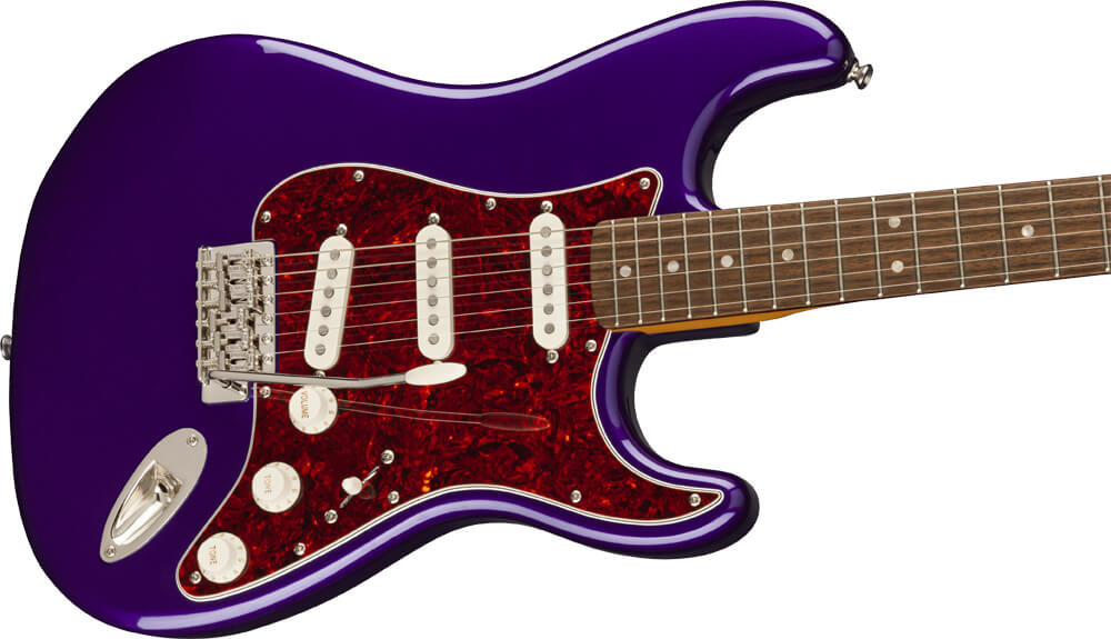 Classic Vibe 60s Stratocaster:ボディ