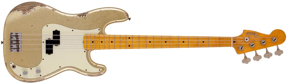 J Signature Precision Bass