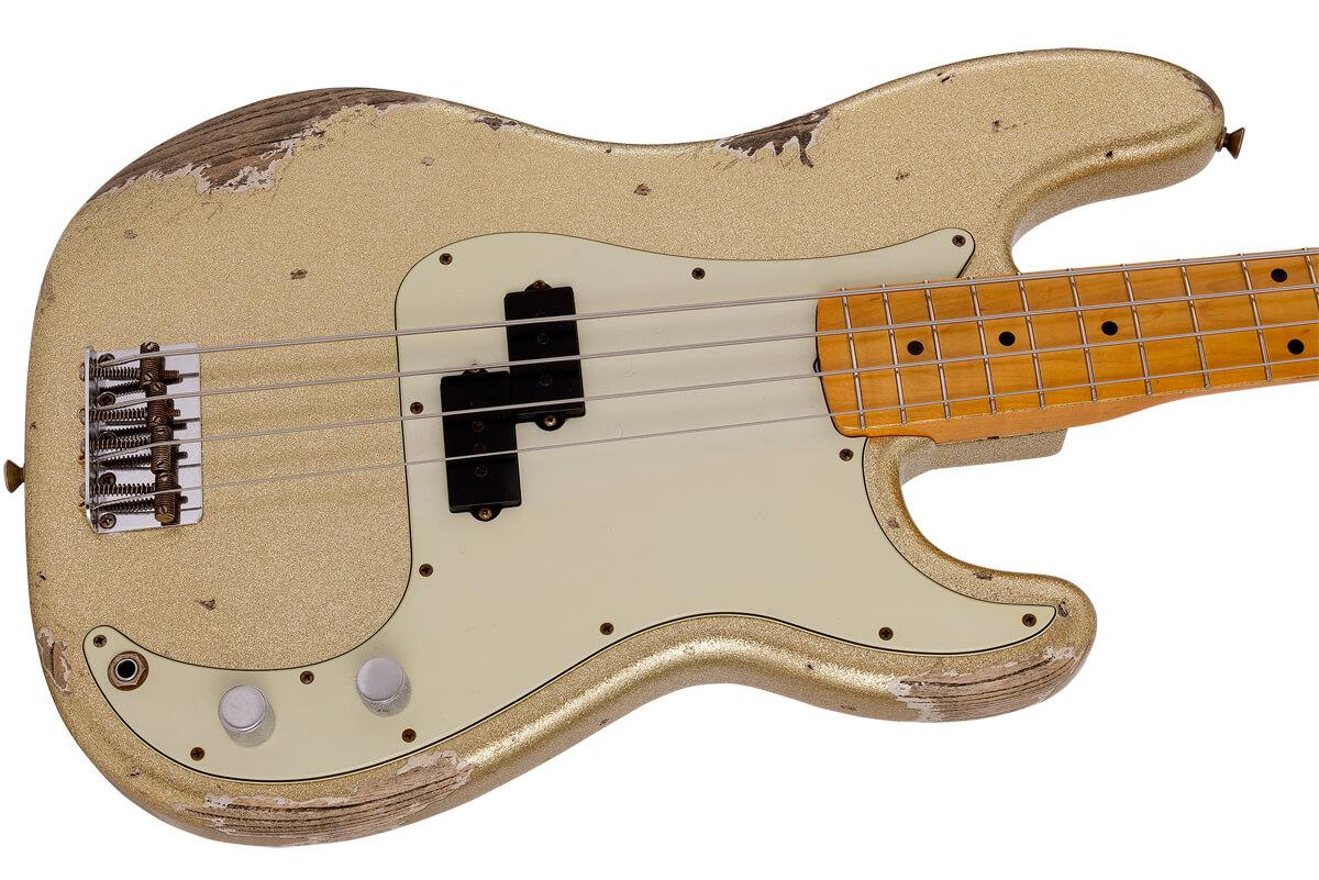 J Signature Precision Bass:ボディ