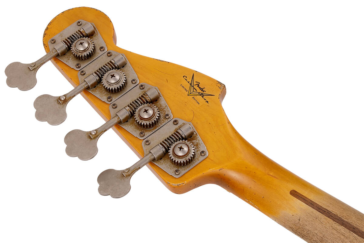 J Signature Precision Bass:ペグ