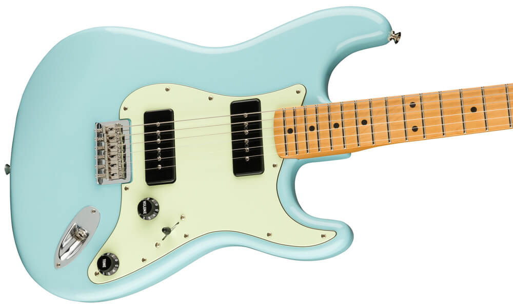 Noventa Stratocaster:ボディ