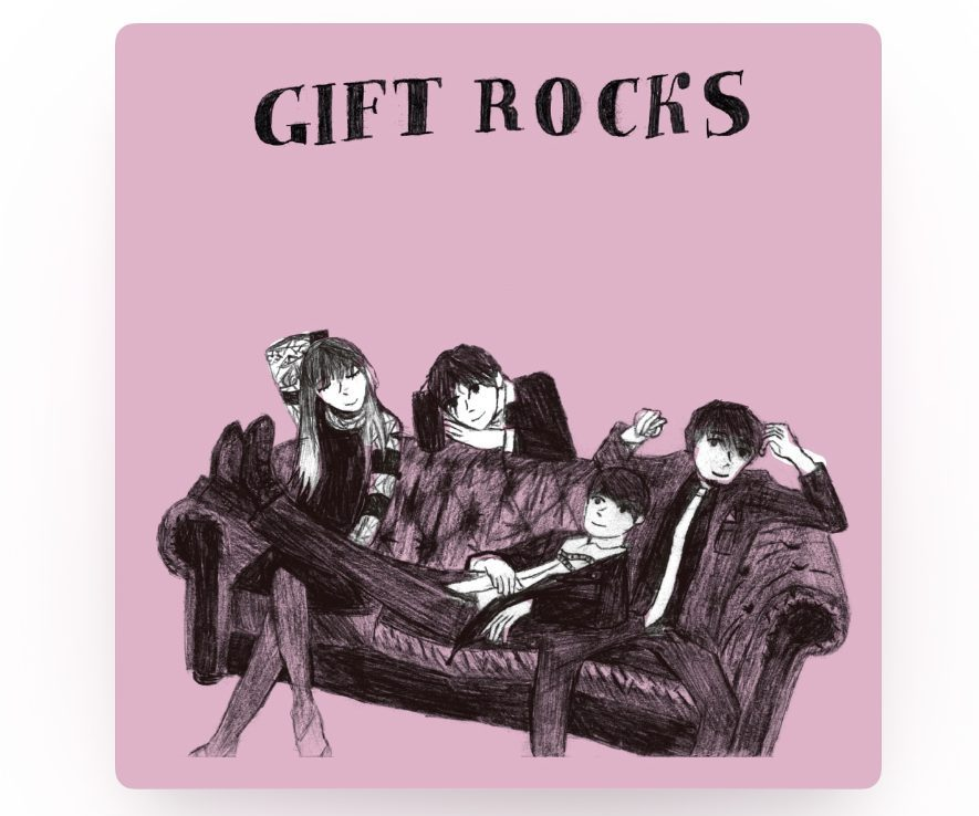 a flood of circle「Gift ROCKS」